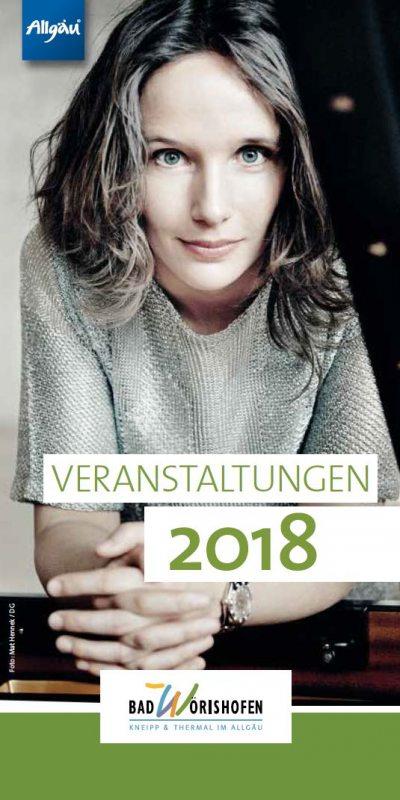 Veranstaltungskalender 2018 (© Anna Schluifelder : Anna Schluifelder )