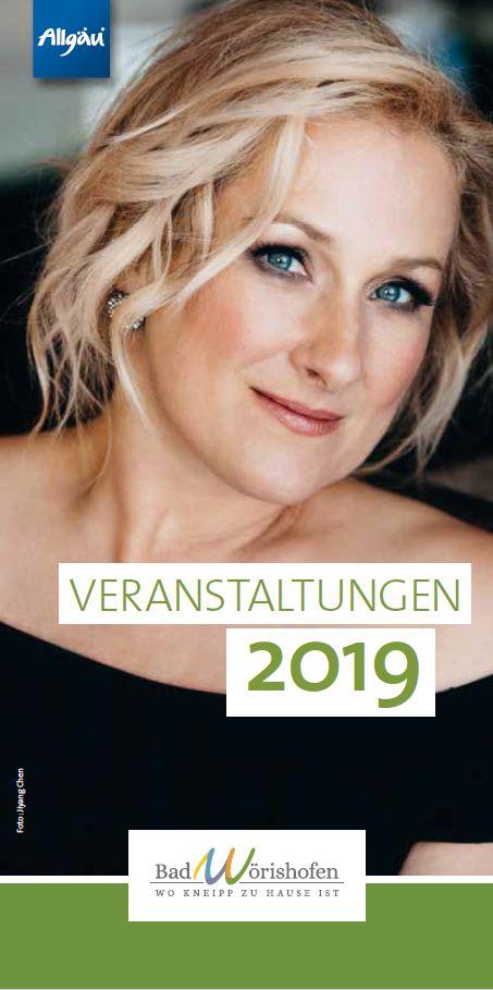 Veranstaltungskalender 2019 (© Stadt Bad Wörishofen : Stadt Bad Wörishofen )