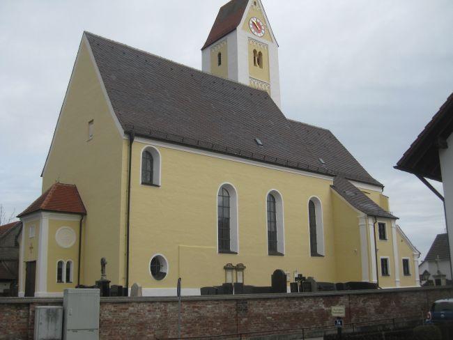 Pfarrkirche St. Stephan Kirchdorf