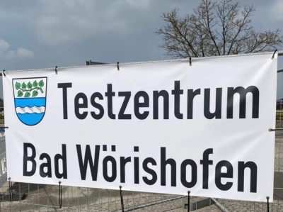 Testzentrum Bad Wörishofen