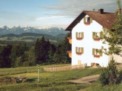 Bergbauernhof Echtler Bernbeuren