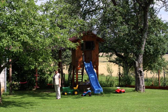 Garten/Spielturm