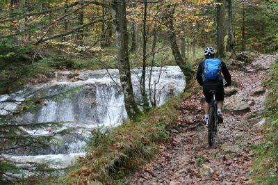 Rad und Wanderparadies