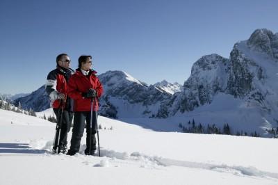 Schneeschuh wandern (© Pfronten Tourismus/ E. Reiter : Pfronten Tourismus/ E. Reiter )