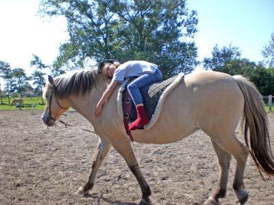 Kinder- und Pferdeglück