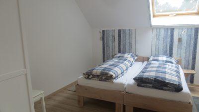 Heuboden, Schlafzimmer