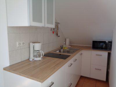Kornkammer, Küche