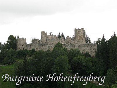 Hohenfreyberg