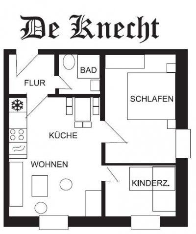 De Knecht: Grundriss