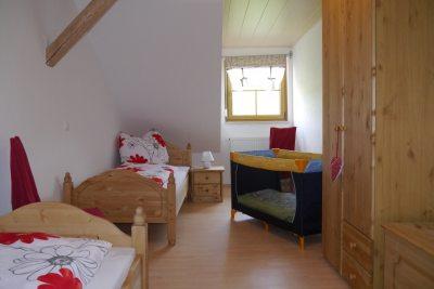 Schlafzimmer Kornspeicher