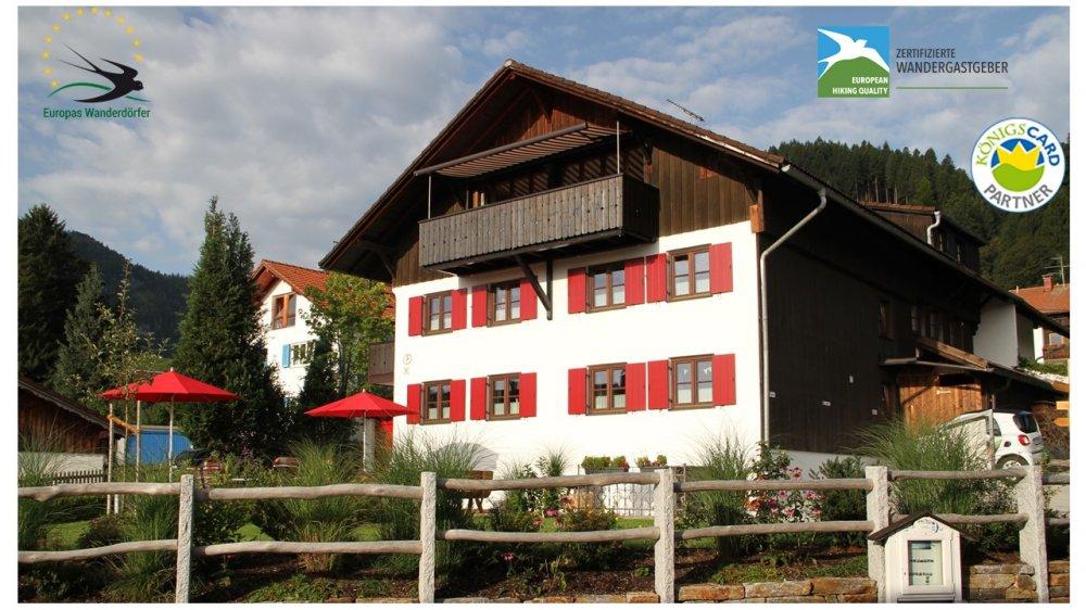 Ferienhaus Heuser in Pfronten im Allgäu