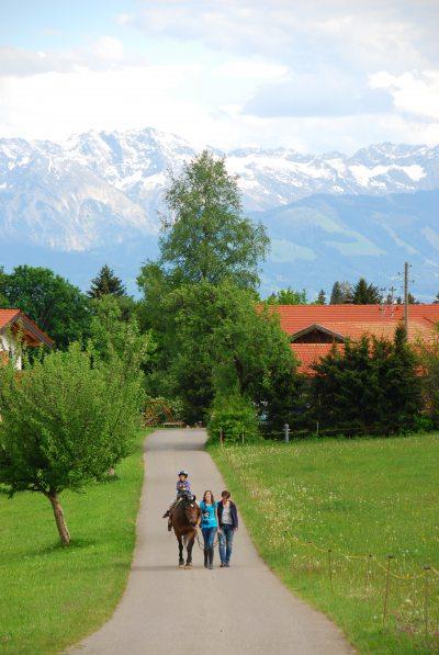 Einödhof Schöll Waltenhofen