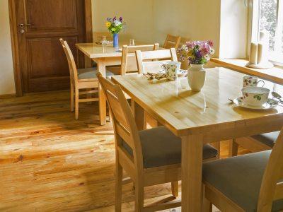 Frühstücksraum für Gästezimmer