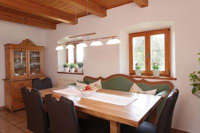 Essplatz Wohnküche