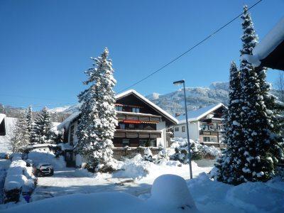 Wintertraum im Auenhof