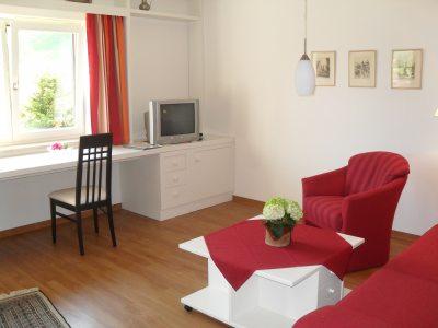 Carola Wohnzimmer mit Ausblick