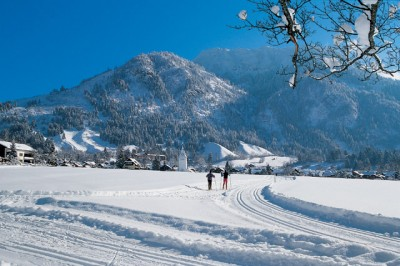 Bad Oberdorf im Winter