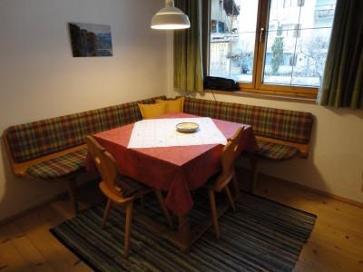 Fewo Rotspitze - Küche