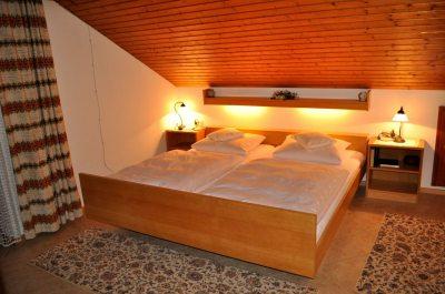 Schlafzimmer - Fewo West