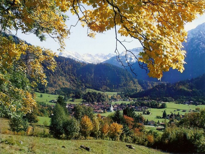 Bad Oberdorf Herbst