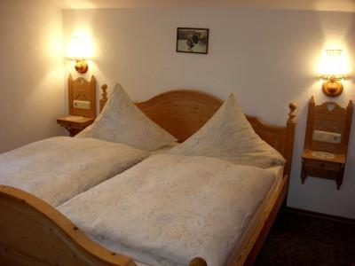 Fewo Ost - Schlafzimmer