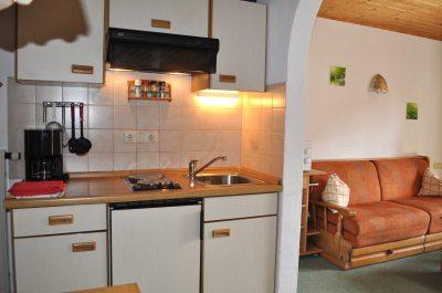 Küche& Wohnraum