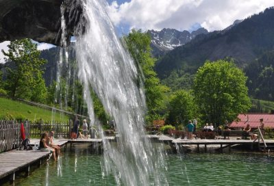 Naturbad Prinze Gumpe