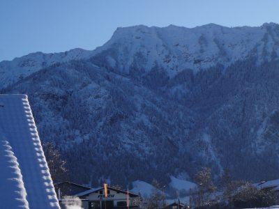 Winter Ausblick