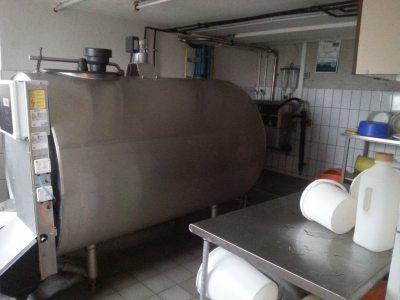 Milchkammer