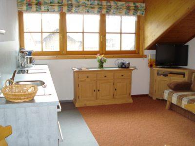 neue Wohnküche